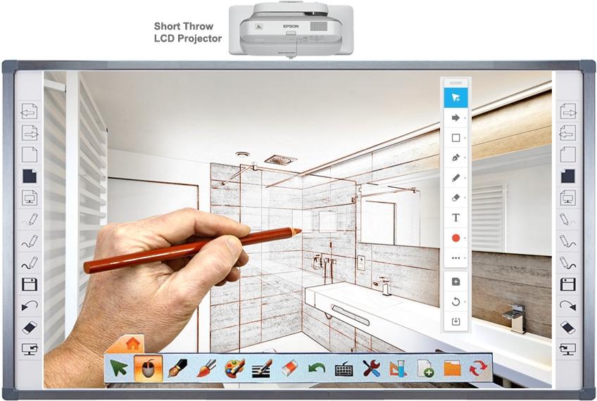 AVA Interactive Whiteboard - Distributor/Supplier Malaysia
